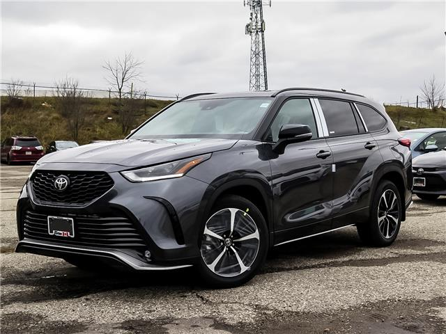 2021 Toyota Highlander XSE (Stk: 15091) in Waterloo - Image 1 of 19