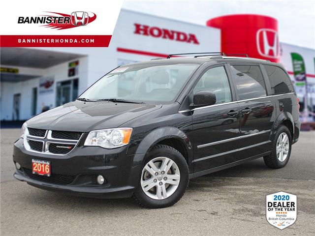 2016 Dodge Grand Caravan Crew (Stk: 21-006B) in Vernon - Image 1 of 16