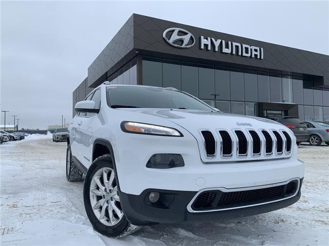 2014 Jeep Cherokee Limited 1C4PJMDS1EW222758 40062A in Saskatoon