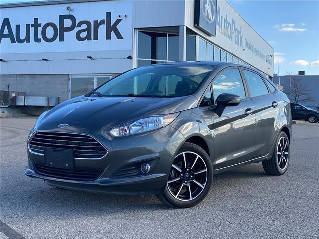 2019 Ford Fiesta SE (Stk: 19-25211RJB) in Barrie - Image 1 of 25