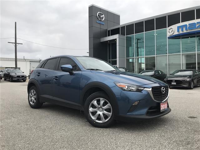 2018 Mazda CX-3 GX (Stk: UM2496) in Chatham - Image 1 of 21