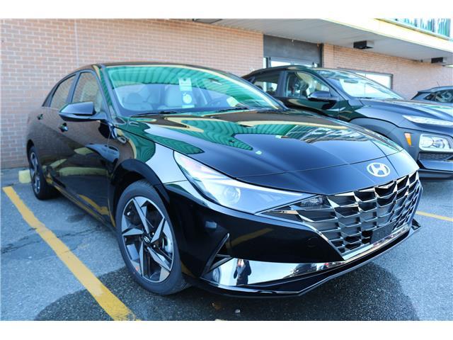 2021 Hyundai Elantra Ultimate (Stk: 12176) in Saint John - Image 1 of 3