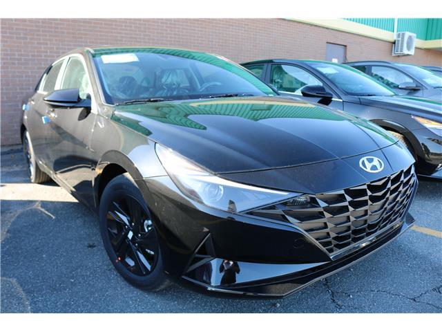 2021 Hyundai Elantra  (Stk: 12182) in Saint John - Image 1 of 3