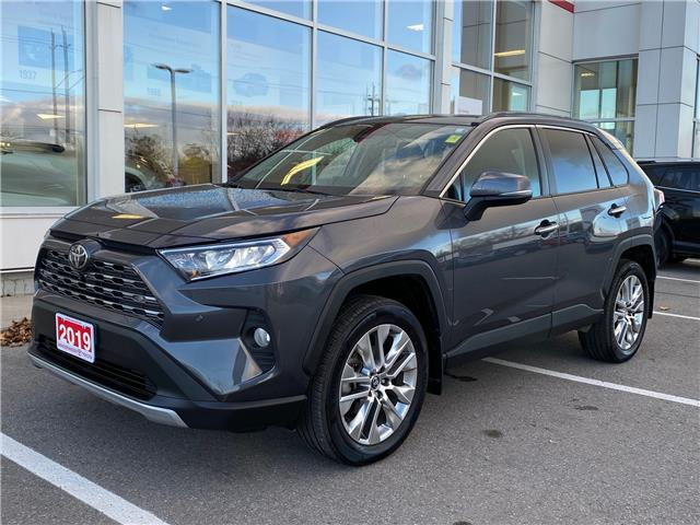 2019 Toyota RAV4 Limited (Stk: W5196A) in Cobourg - Image 1 of 29