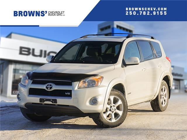 2009 Toyota RAV4 Limited V6 (Stk: T19-749A) in Dawson Creek - Image 1 of 15