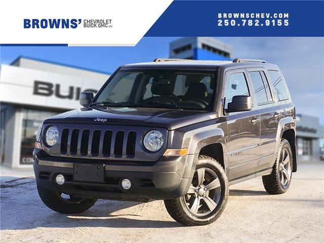 2015 Jeep Patriot Sport/North (Stk: T20-1470AA) in Dawson Creek - Image 1 of 15