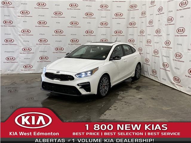 2021 Kia Forte5 GT (Stk: 22630) in Edmonton - Image 1 of 24