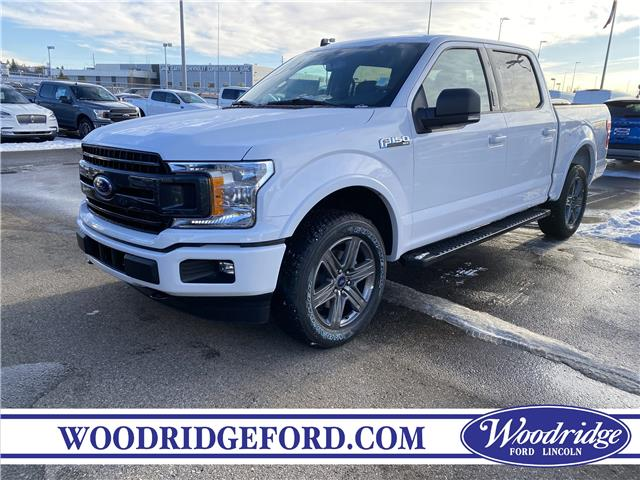 2020 Ford F-150 XLT (Stk: L-1338) in Calgary - Image 1 of 5