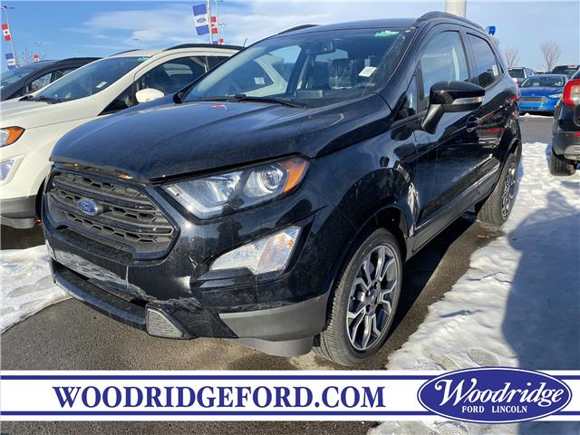 2020 Ford EcoSport SES (Stk: L-1426) in Calgary - Image 1 of 5