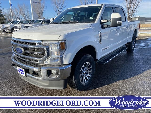 2020 Ford F-350 Lariat (Stk: L-1696) in Calgary - Image 1 of 5