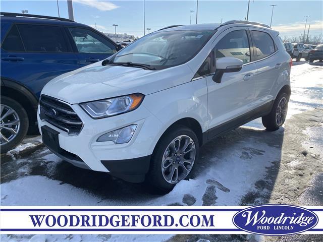 2020 Ford EcoSport Titanium (Stk: L-1721) in Calgary - Image 1 of 6