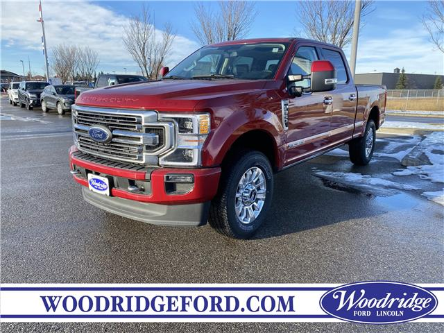 2020 Ford F-350 Limited (Stk: L-2033) in Calgary - Image 1 of 8