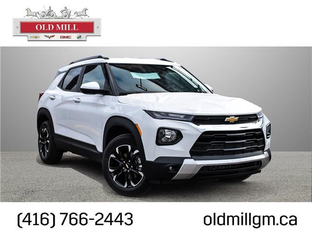 2021 Chevrolet TrailBlazer LT (Stk: MB042205) in Toronto - Image 1 of 21