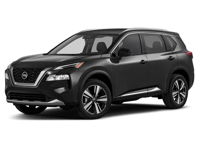 2021 Nissan Rogue Platinum (Stk: 21000) in Barrie - Image 1 of 2