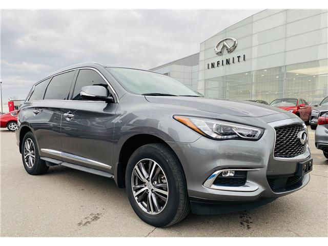 2017 Infiniti QX60 Base (Stk: H9065A) in Thornhill - Image 1 of 19