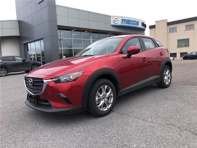 2020 Mazda CX-3 GS (Stk: 20T111) in Kingston - Image 1 of 15