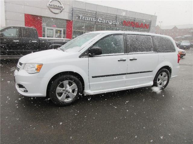 2014 Dodge Grand Caravan SE/SXT (Stk: 91617A-1) in Peterborough - Image 1 of 21