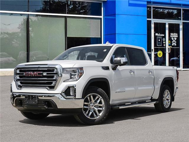 2021 GMC Sierra 1500 SLT (Stk: M071) in Blenheim - Image 1 of 11