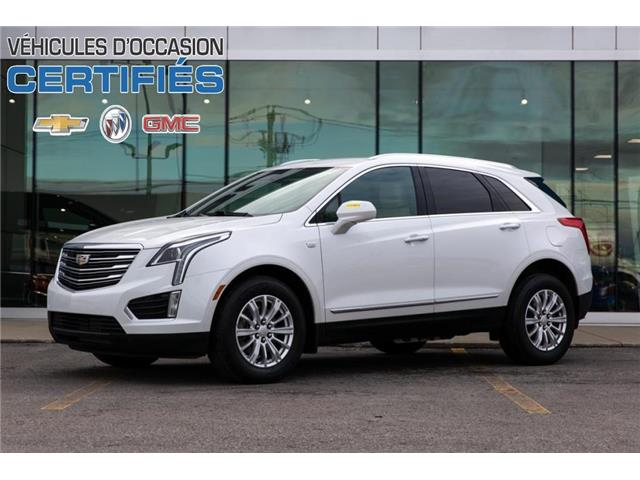 2017 Cadillac XT5 Base (Stk: M0036A) in Trois-Rivières - Image 1 of 26