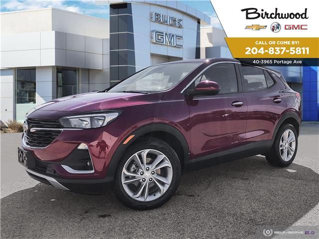 2020 Buick Encore GX Preferred (Stk: G20654) in Winnipeg - Image 1 of 27