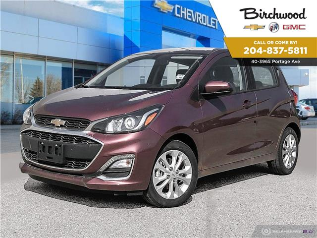 2021 Chevrolet Spark 1LT CVT (Stk: G21022) in Winnipeg - Image 1 of 27