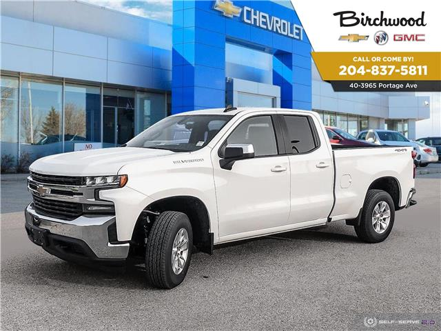 2020 Chevrolet Silverado 1500 LT (Stk: G20686) in Winnipeg - Image 1 of 25