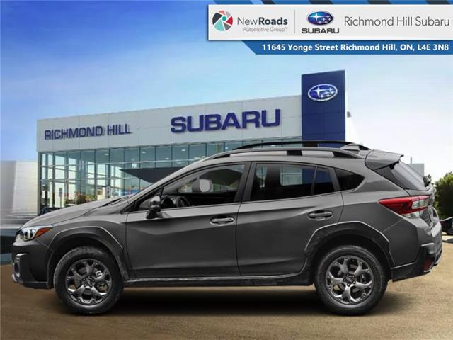 2021 Subaru Crosstrek Touring w/Eyesight (Stk: 35597) in RICHMOND HILL - Image 1 of 1