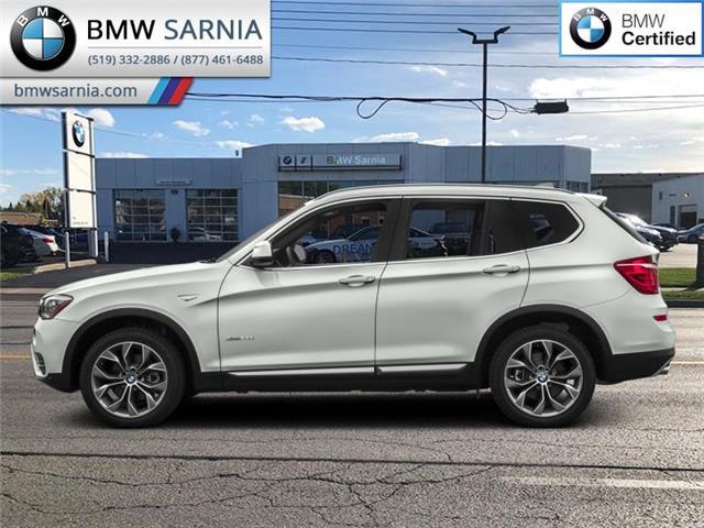 2017 BMW X3 xDrive28i (Stk: XU349) in Sarnia - Image 1 of 1