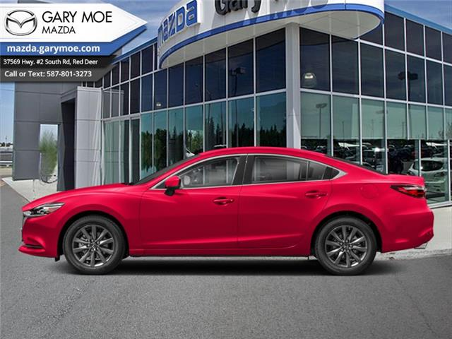 2018 Mazda MAZDA6 GS-L Turbo Auto (Stk: 8M66858) in Red Deer - Image 1 of 1
