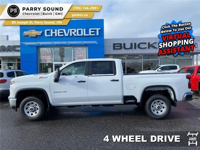 2021 Chevrolet Silverado 2500HD Work Truck (Stk: 21-040) in Parry Sound - Image 1 of 18