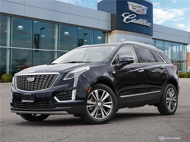 2021 Cadillac XT5 Premium Luxury (Stk: 152616) in London - Image 1 of 27