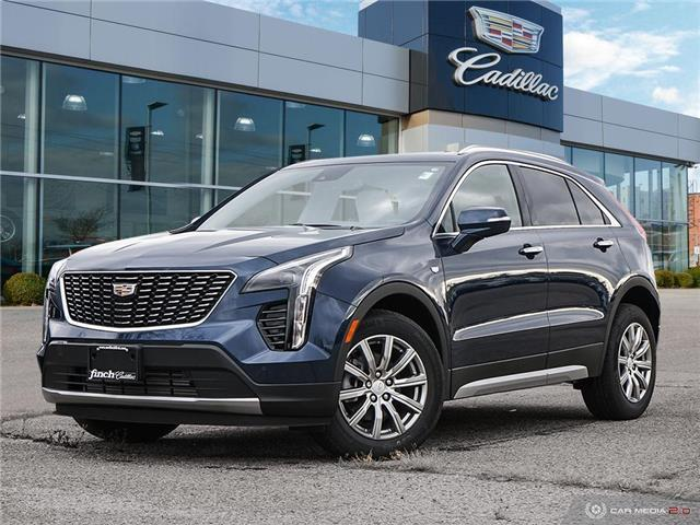 2021 Cadillac XT4 Premium Luxury (Stk: 152590) in London - Image 1 of 27