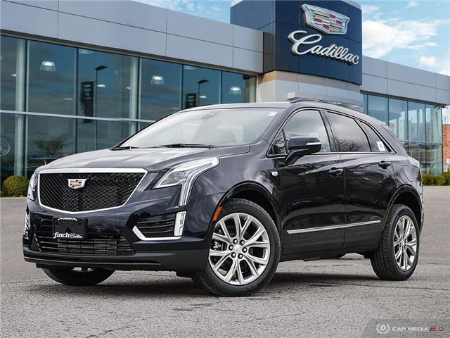 2021 Cadillac XT5 Sport (Stk: 152614) in London - Image 1 of 27