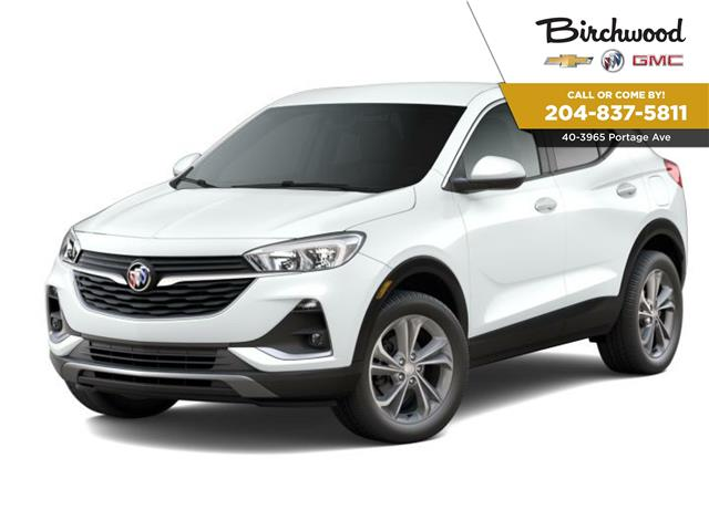 New 2021 Buick Encore GX Preferred Year End Sale - Winnipeg - Birchwood Chevrolet Buick GMC