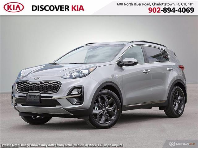 2021 Kia Sportage EX S (Stk: S6754A) in Charlottetown - Image 1 of 20