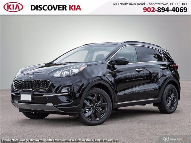 2021 Kia Sportage EX S (Stk: S6747A) in Charlottetown - Image 1 of 23
