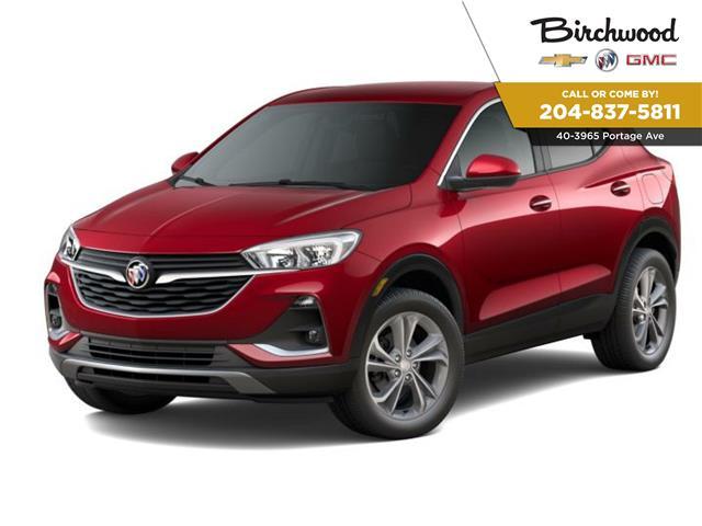 New 2021 Buick Encore GX Select Year End Sale - Winnipeg - Birchwood Chevrolet Buick GMC