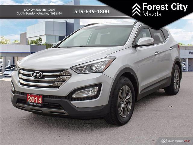 2014 Hyundai Santa Fe Sport 2.4 Base (Stk: 21C55341B) in Sudbury - Image 1 of 16