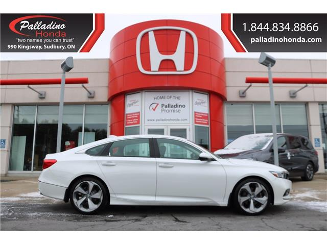 2018 Honda Accord Touring (Stk: U9799) in Sudbury - Image 1 of 35