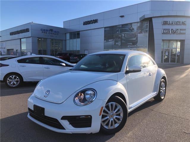 2017 Volkswagen Beetle  (Stk: U618721) in Mississauga - Image 1 of 20