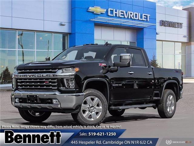 2021 Chevrolet Silverado 2500HD LTZ (Stk: 210115) in Cambridge - Image 1 of 23