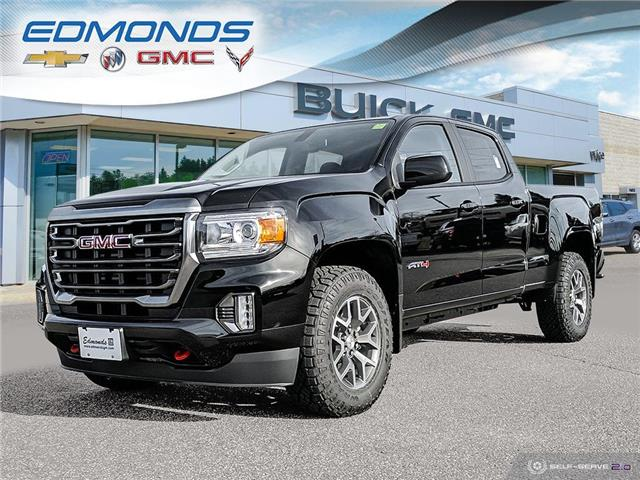 2021 GMC Canyon AT4 w/Cloth (Stk: 1131) in Huntsville - Image 1 of 27