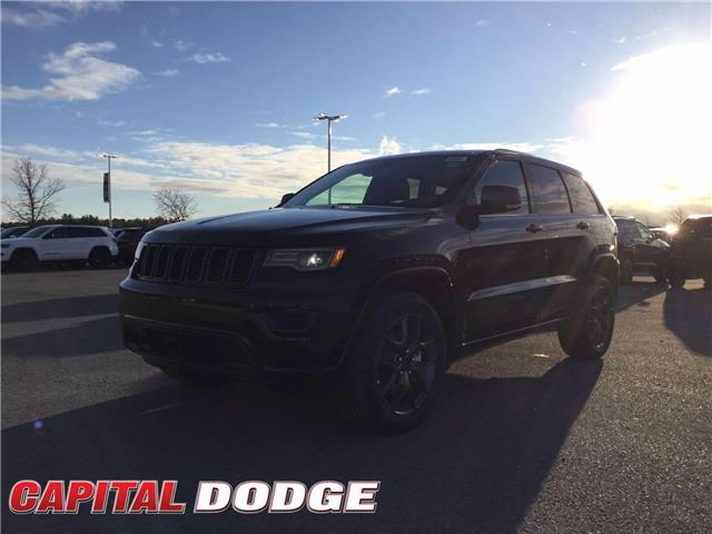 2021 Jeep Grand Cherokee Limited (Stk: M00093) in Kanata - Image 1 of 25
