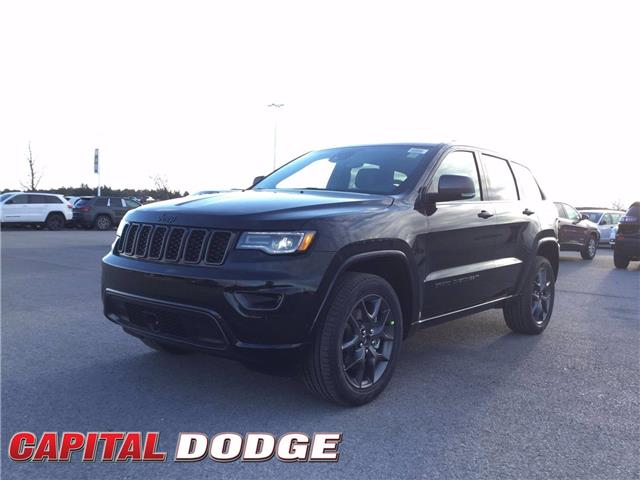 2021 Jeep Grand Cherokee Limited (Stk: M00094) in Kanata - Image 1 of 26