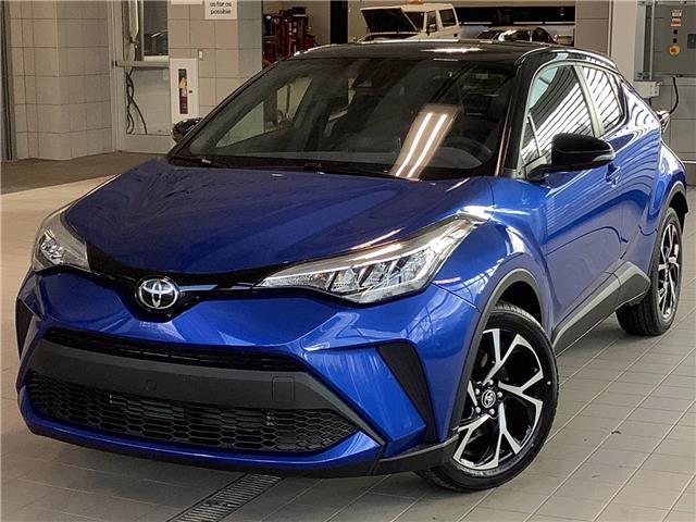 2021 Toyota C-HR XLE Premium (Stk: 22516) in Kingston - Image 1 of 23