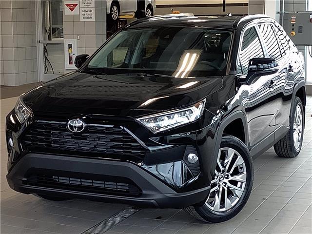 2021 Toyota RAV4 XLE (Stk: 22517) in Kingston - Image 1 of 29