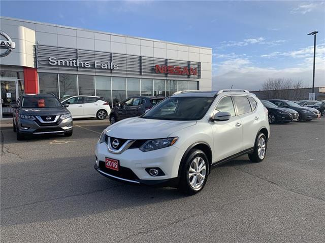 2016 Nissan Rogue S (Stk: 20-085A) in Smiths Falls - Image 1 of 16