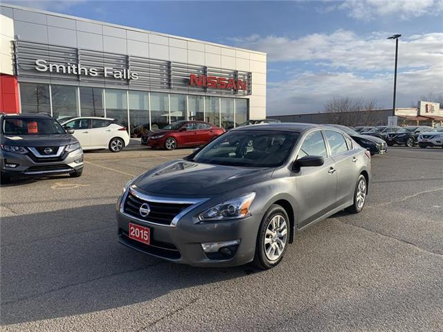 2015 Nissan Altima 2.5 S (Stk: P2069A) in Smiths Falls - Image 1 of 13