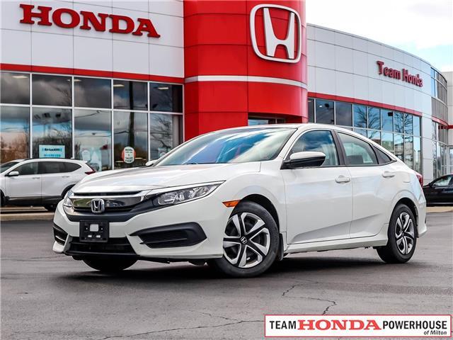2017 Honda Civic LX (Stk: 3735) in Milton - Image 1 of 1