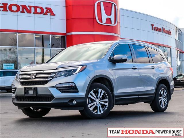 2018 Honda Pilot EX-L RES (Stk: 3736) in Milton - Image 1 of 1